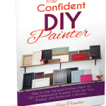 DIY kitchen painting book