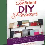 DIY kitchen painting book