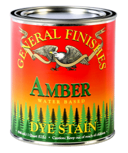 General Finishes Dye Stain