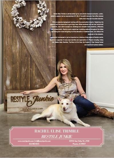 Restyle Junkie Rachel Trimble KNOW Phoenix 2018