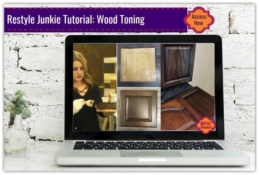 Wood Toning Tutorial
